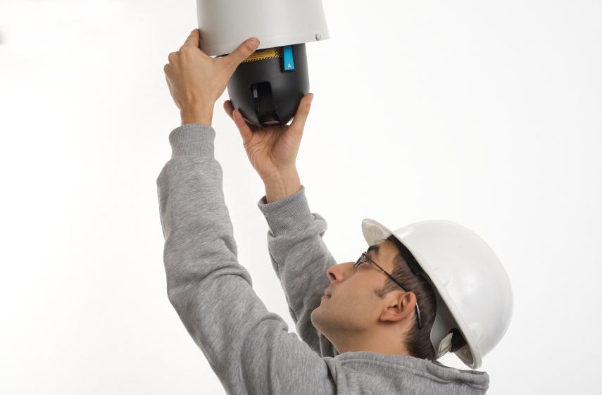 Instalación y suministro de cámaras de seguridad