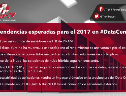 Tendencias #DataCeneter  para 2017