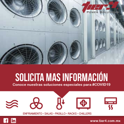 Soluciones aire hvac data center